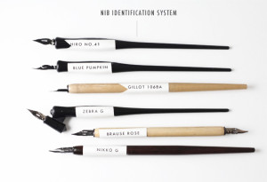 Nib Identification System