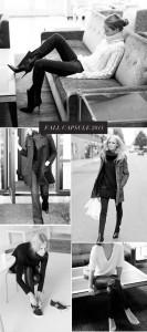 fall 2015 classic minimal wardrobe