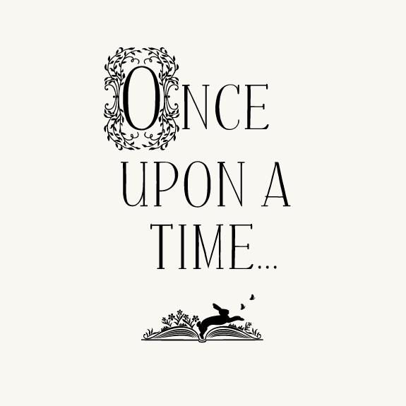 A fairytale font