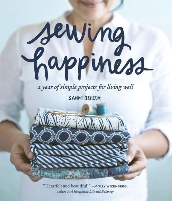 Sewing Happiness by Sanae Ishida