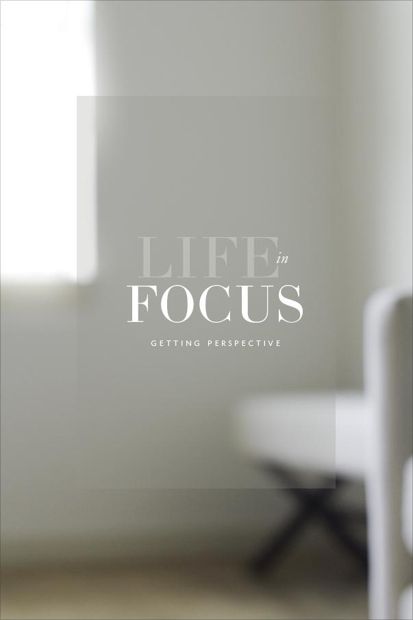Getting focused via besotted blog ii
