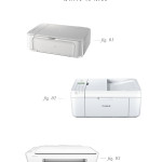 White home printers