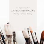 Our mega list of favorite Skillshare classes!